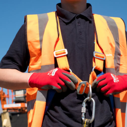 Safe Working at Heights inc. Harness Awareness